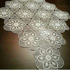 Cotton Crochet Patterns, Hexagon Crochet Pattern, Crochet Mat, Crochet Motifs, Crochet Stitches Patterns, Crochet Round, Doily Patterns, Filet Crochet, Crochet Doilies
