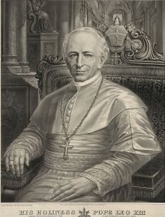"""""""Nothing emboldens the wicked so greatly as the lack of courage on the part of the good"""" - Pope Leo XIII"""