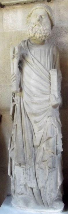 Prima metà XIV secolo. Da Porta Romana. Firenze, Bargello