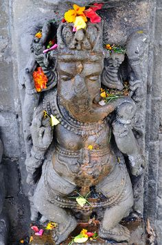 Photo by Anand Giridhar. Ganesha...
