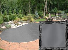 1000 Images About Loop Loc Pool Covers On Pinterest