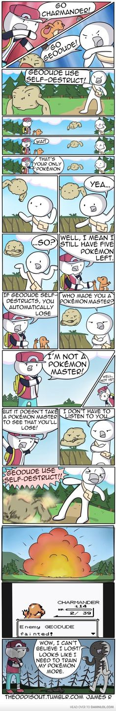 Pokémon Logic. <3 Love POKEMON