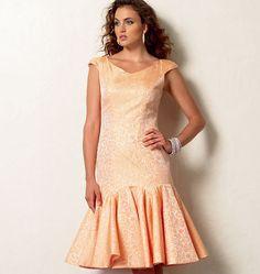 Misses'/Misses' Petite' Dress