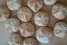 Saftige Kokosmakronen, ein schönes Rezept aus der Kategorie Kekse & Plätzchen. Bewertungen: 230. Durchschnitt: Ø 4,6.