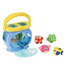 iPlay Poppin Shapes Aquarium  - Click image twice for more info - see a larger  of  baby shape sorter toys   at  http://zbabybaby.com/category/baby-categories/baby-and-toddler-toys/baby-shape-sorter-toys/ - gift ideas, baby , baby shower gift ideas, toy   « zBabyBaby.com
