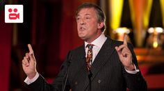 Stephen Fry on the Catholic church - well worth a listen