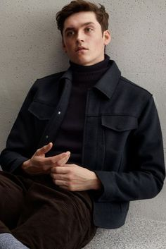 H&M Modernizes Classic Fits for Its 2016 Fall/Winter Studio Line : Featuring cozy knits perfect for layering. Mens Fashion, Fashion Outfits, Fashion Goth, Fashion Vintage, Korean Fashion, Swedish Fashion, Fall Fashion, Style Fashion, Outfits Hombre