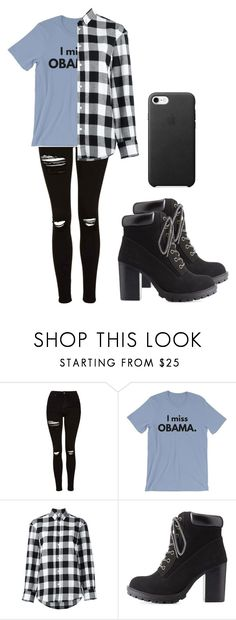 """""""Untitled #74"""" by ejeffrey3 ❤ liked on Polyvore featuring Topshop, Golden Goose and Charlotte Russe"""