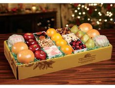 House Favorites Carton | Groves, Orchards Bakery & Dried Fruit - Pittman & Davis #grapefruit #apples #oranges #driedfruit Fruit Gifts, Orchards, Best Fruits, Dried Fruit, Grapefruit, Apples, Coupons, Bakery, Treats