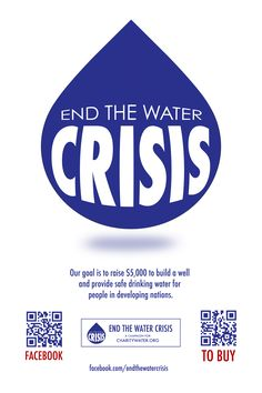 End The Water Crisis    https://www.facebook.com/EndTheWaterCrisis