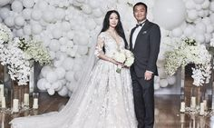 2R's Race Wong marries Singapore businessman in glamorous wedding | herworldPLUS
