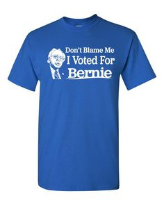 📌 Posted on Shopify : Don't Blame Me I Voted for Bernie Sanders Funny Men's Tee Shirt Tee T Shirt Hipster Har...  http://politishirtsusa.com/products/dont-blame-me-i-voted-for-bernie-sanders-funny-mens-tee-shirt-tee-t-shirt-hipster-harajuku-brand-clothing-t-shirt-the-new?utm_campaign=crowdfire&utm_content=crowdfire&utm_medium=social&utm_source=pinterest