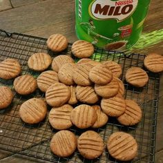 Twins and a Blog: Milo Cookies