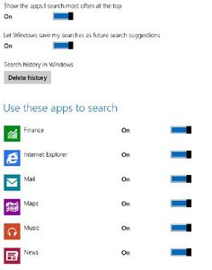 Access Microsoft Windows 8's Power Search Tools