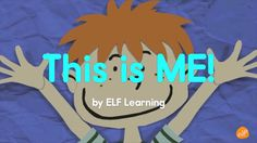 Body Parts Song - by ELF Learning (This is ME!) Cute for LITTLE guys.