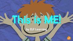 Kids Body Parts Song | This is ME! | Preschool and Kindergarten | ELF Le...