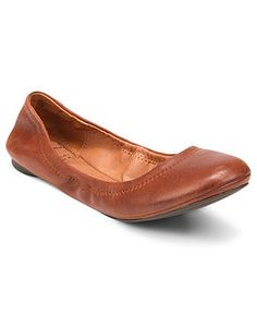 Lucky Brand Shoes, Emmie Flats - Shoes