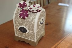 mail box treat box - inspiration only - bjl