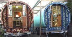 Gregs Gypsy Bowtop Caravans