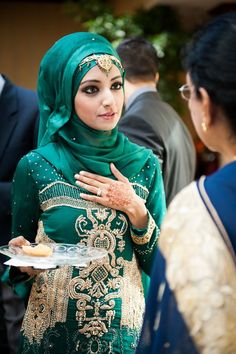 Fancy Hijab and Abaya Outfits Ideas for Parties – Girls Hijab ...