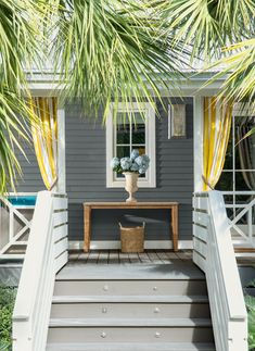 Amazing A Monochromatic Exterior Painted In Gray With Colors Like Benjamin Moore  Whale Gray 2134 40