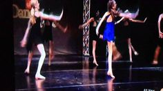 Dance Moms Group Dance 'Black and Blue'