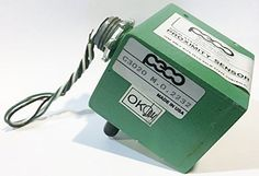 Peco Controls Corp C3020 S Cube Wide Field Analog Inductive Proximity Sensor #PecoControls