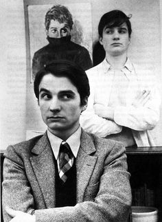 Happy birthday, François Truffaut. Always, my thanks for Antoine Doinel, for nurturing his story for twenty years. • Jean-Pierre Léaud as Antoine Doinel