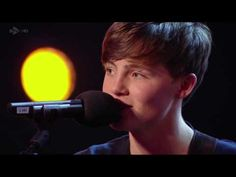 ▶ 15 year old James Smith sings Nina Simone's Feeling Good | Britain's Got Talent 2014 - YouTube