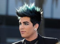 Sexy pic of adam lambert.  All of his pics are sexy!