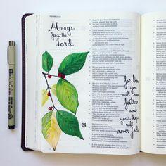 Proverbs 23  /  hannahpickering