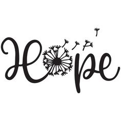 Silhouette Design Store: Hope Dandelion - Image of design - Silhouette Cameo Projects, Silhouette Design, Canvas Silhouette, Silhouette Images, Silhouette Store, Cricut Vinyl, Vinyl Decals, Wall Decal, Outdoor Signs