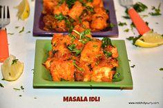 Masala Idli recipe   Spicy Masala Idli   Tawa Idli  Ready in 20 mins and easy to make for breakfast or dinner