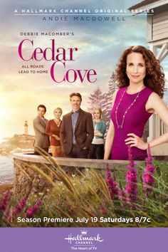 We couldn't have made a Season 2 without you, #COVErs! Let's make this season another record-breaker!!  Cedar Cove TV returns July 19th on Hallmark Channel USA.