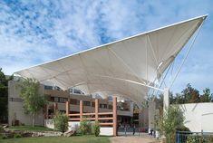 Tensoestructuras, Arquitectura textil, cubiertas tensadas, tenso estructura…
