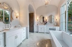 Exclusive Private gated guarded Vaquero presents this new construction Spanish Santa Barbara style Estate. One-of-a-kind entertainers dream home designed with clean lines & exquisite architectural details. Light colors, energy efficiency & state of the art comforts. Study could be 5th bdrm. Expansive outdoor area with kitchen, dining & living spaces designed for entertaining. Custom Claffey pool, gas grill & firepit for a resort lifestyle. WOW