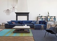 http://www.cotemaison.fr/canapes-fauteuils/diaporama/canape-d-angle-15-modeles-pour-un-salon-design_25272.html?p=5 didier gomez cinna