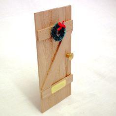 Kuvahaun tulos haulle tonttuovi Bottle Opener, Seasons, Winter, Wall, Christmas, Crafts, House, Decor, Winter Time