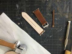 DIY Custom Apple Watch Band tutorial