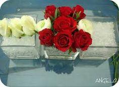 Bildergebnis für calla rote rosen deko
