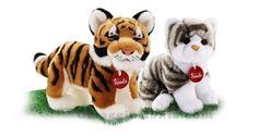 Grazie al concorso Whiskas -Vinci un gatto e una tigre- potrete aggiudicarvi due morbidissimi peluches: acquistate 5€ di prodotti Whiskas e partecipate!