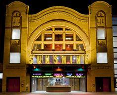 James and Karla Murray Sunshine Theater