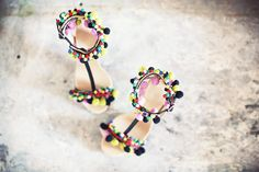 These shoes look like a Mexican hat, lol :D