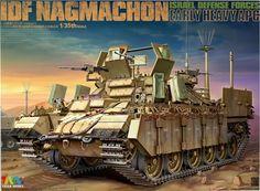 TIGER MODEL 1/35 NAGMACHON APC EARLY TIGE4615 #TigerModels
