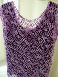 blusas tejidas a crochet - Buscar con Google