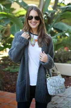 Coziest of Cozy Sweaters wearing @Joules on Carrie Bradshaw Lied