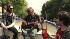 Dry The River - Exclusive Boat Concert in Amsterdam