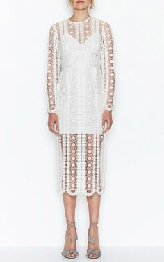Like A Dream Lace Midi Dress by ALICE MCCALL for Preorder on Moda Operandi @sommerswim