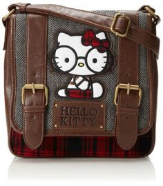 f4366befa1 Hello Kitty SANTB0715 Cross Body (1000000000062793408) Shoulder strap  length  42