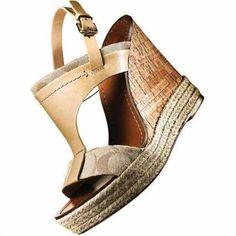8df86e2365e COACH Mendez signature slingback wedge I need these shoes